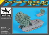 T72109 1/72 Framefascine for Churchill Mk IV