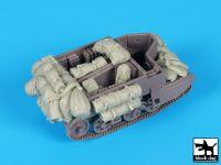 T72112 1/72 Bren Carrier accessories set Blackdog