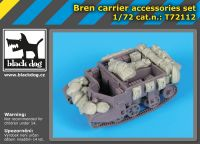 T72112 1/72 Bren Carrier accessories set