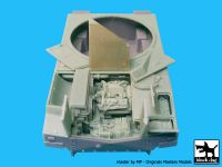 T72114 1/72 M-109 A 2 engine Blackdog