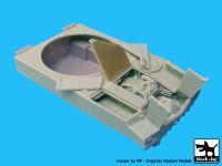 T72114 1/72 M-109 A 2 engine Blackdog
