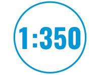 1:350