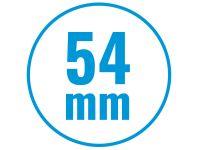 54 mm
