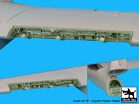 A48091 1/48 A-10 wings + rear electronics Blackdog