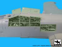 A48092 1/48 A-10 big set Blackdog