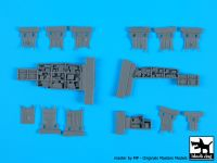 A48092 1/48 A-10 big set Blackdog