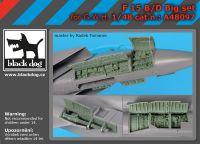 A48097 1/48 F-15 B/D big set