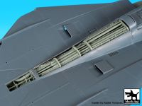 A48101 1/48 F-14 D spine electronics Blackdog