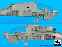 A72081 1/72 AH-64 D big set Blackdog