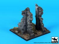 D35114 1/35 Berlin ruin base Blackdog