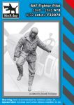 F32078 1/32 RAF fighter pilot 1940-45 N °8 Blackdog