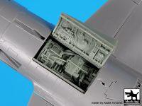 A48108 1/48 F-104 big set Blackdog