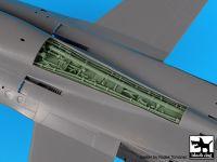 A48111 1/48 F-18 C spine electronic Blackdog