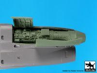 A48112 1/48 F 18 C engine Blackdog