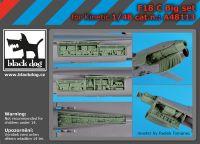 A48113 1/48 F-18 C big set