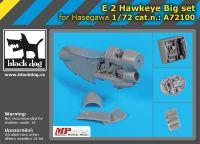 A72100 1/72 E-2 Hawkeye big set