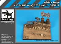 D35118 1/35 Africa base