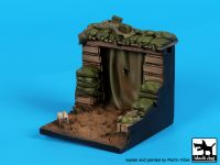 D35119 1/35 Vietnam bunker base