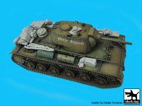 T35226 1/35 Soviet heavy tank KV -1 accessories set Blackdog