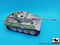T35229 1/35 Tiger I Pz Kpfw VI accessories set Blackdog