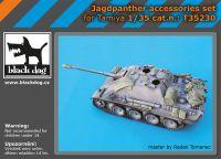 T35230 1/35 Jagdpanther accessories set