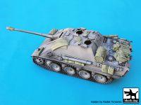 T35230 1/35 Jagdpanther accessories set Blackdog