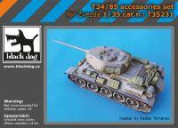 T35231 1/35 T-34/85 accessories set
