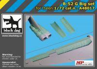 A72017 1/72 B-52 G big set