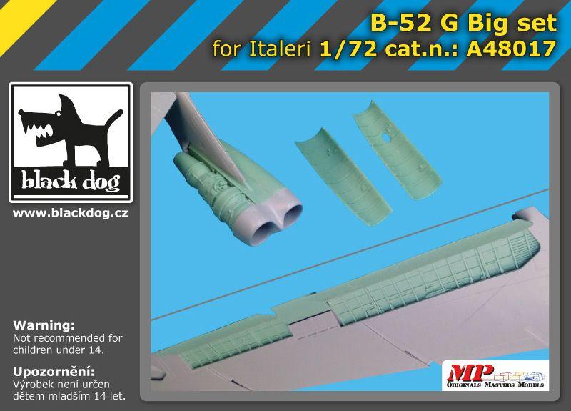 A72017 1/72 B-52 G big set Blackdog
