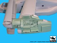 A72039 1/72 V-22 Osprey engine Blackdog