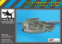 A72047 1/72 C-27 J Spartan 1 engine
