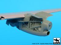 A72048 1/72 C-27 J Spartan 2 engines Blackdog