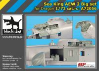 A72056 1/72 Sea King AEW 2 Big set