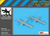 A72060 1/72 BQM 74 Chukar