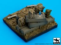 D35003 1/35 US army base Blackdog