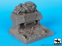 D35012 1/35 M 20 base Blackdog