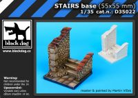 D35022 1/35 Stairs base (55x55 mm)