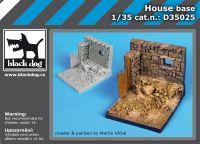 D35025 1/35 Hause base Blackdog