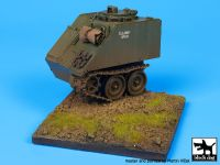 D35033 1/35 Destroyed M 113 base Blackdog