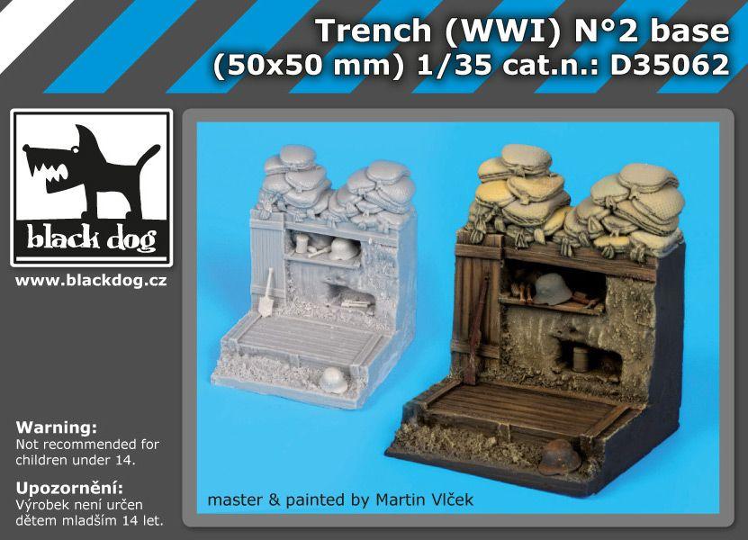 D35062 1/35Trench WW I N Blackdog