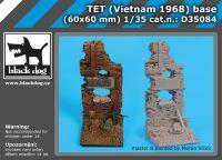 D35084 1/35 Tet (Vietnam 1968) base Blackdog