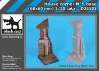 D 35101 House corner N°5 base Blackdog