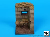D35102 1/35 Bunker base Blackdog