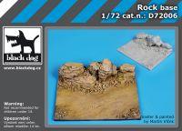 D72006 1/72 Rock base