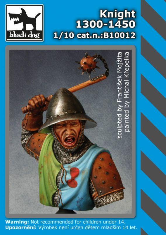 B10012 Knight 1300-1450 Blackdog