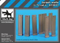 D72037 1/72 Israeli walls