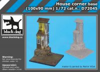 D72045 172 House corner base