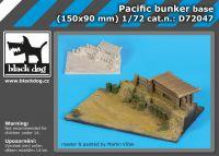 D72047 172 Pacific bunker base Blackdog