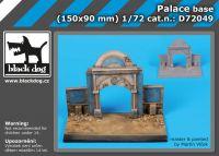 D72049 172 Palace base Blackdog
