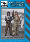 F32006 1/32 German fighter pilots set N°2 1914-1918 Blackdog